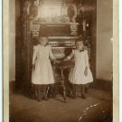 Two Girls and a Harmonium