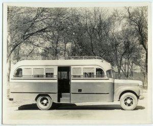American Bus Photographs
