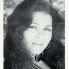 Actress Angel Carter Silver Photograph