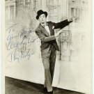 Autographed Ray Bolger Photograph