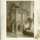 Church Lectern Photograph