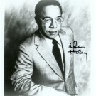 Autographed Photo of Writer Alex Haley