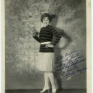 Alberta Haynes Autographed Photograph