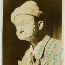 Cliff 'Snuffy' Cochran Autograph
