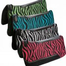 Showman Saddle Pad  with Zebra Stripes in your choice of color!!!