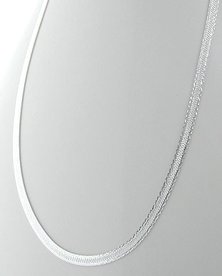 3mm SS Necklace