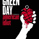 Green Day Poster Flag American Idiot Tapestry