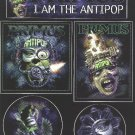 Primus 5 Sticker Set I Am The Antipop