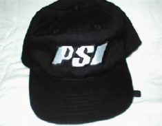 Pitchshifter Hat PSI Logo Black One Size Fits All