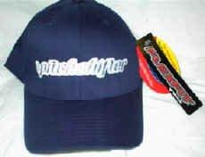 Pitchshifter Hat Eye Logo Blue Size Large XL
