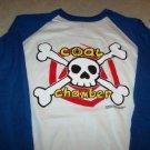 Coal Chamber Jersey Shirt Skull Crossbones Size XL