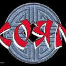Korn Poster Flag Black Asian Logo Tapestry