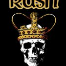 Rush Poster Flag Farewell To Kings Tapestry