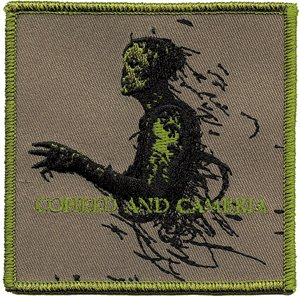 Coheed and Cambria Iron-On Patch Goblin