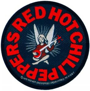 Red Hot Chili Peppers Sew On Patch Fairy