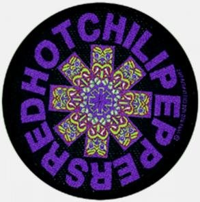 Red Hot Chili Peppers Sew On Patch Totem Logo