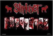 Slipknot Poster Flag Ram Collage Tapestry