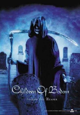 Children of Bodom Poster Flag Follow the Reaper Tapestry