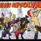 Velvet Revolver Vinyl Sticker Cartoon Logo