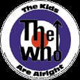 The Who Vinyl Sticker The Kids are Alright