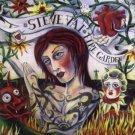 Steve Vai Vinyl Sticker Fire Garden Logo