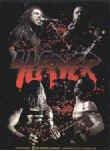 Slayer Vinyl Sticker Live Photo Logo