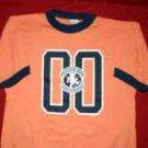 Grateful Dead Ringer T-Shirt 00 Athletics Orange Size Small