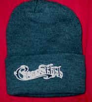Cypress Hill Beanie Hat Gray One Size Fits All