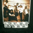 The Flys Long Sleeve T-Shirt Band Photo Black Size XL