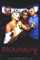 No Doubt Vinyl Sticker Rocksteady Band Photo