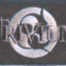 Trivium Iron-On Patch Letters Logo New