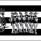 My Chemical Romance Poster Flag Death Cabaret Tapestry