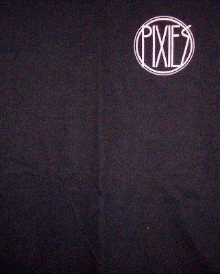 Pixies T-Shirt Sellout Tour Black Size Large