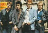 Sex Pistols Poster Flag Band Photo Tapestry
