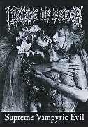 Cradle of Filth Poster Flag Supreme Vampyric Evil Tapestry