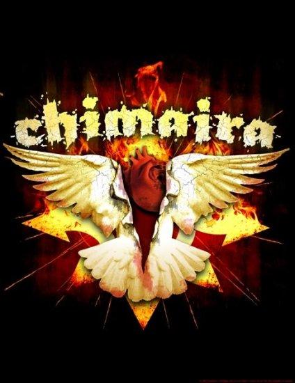 Chimaira Poster Flag Dove Logo Tapestry