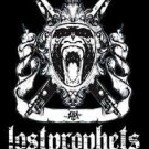 Lost Prophets Vinyl Sticker Monkey Logo