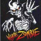 White Zombie Vinyl Sticker Chupacabras Logo