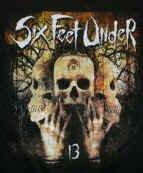 Six Feet Under T-Shirt 13 Logo Black Size Large