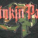 Linkin Park T-Shirt Laser Cut Army Logo Black Size XXL