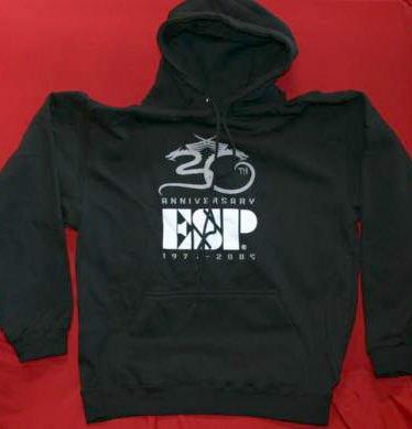 ESP Guitars Hoodie Sweatshirt Black Size Small