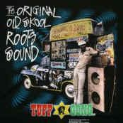 Tuff Gong Records T-Shirt Old Skool Black Size XXL
