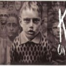 Korn Vinyl Sticker Untouchables Logo