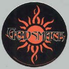 Godsmack Vinyl Sticker Tribal Sun Logo