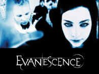 Evanescence Vinyl Sticker Fallen Band Photo Logo