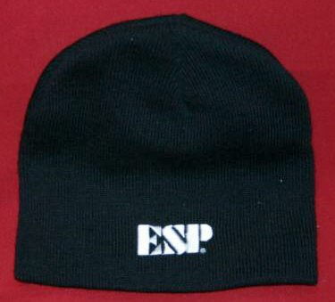 ESP Guitars Beanie Cap Black One Size Fits All