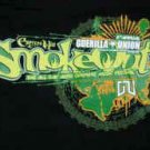 Cypress Hill Babydoll T-Shirt Smokeout Black Size Large