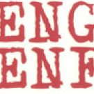 Avenged Sevenfold Vinyl Cut Sticker Red Letters Logo