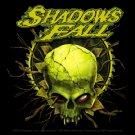 Shadows Fall Vinyl Sticker Skull Logo