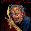 Cannibal Corpse Poster Flag Red Eyes Tapestry